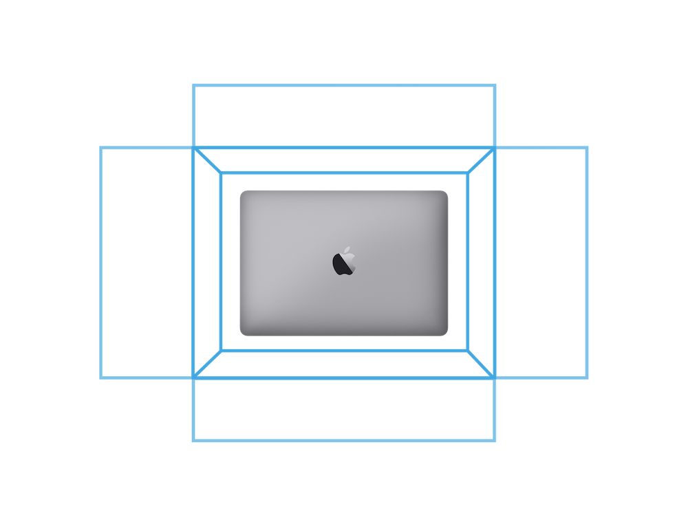 Small International Shipment Box